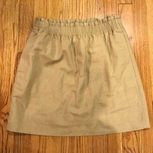 EUC JCrew skirt